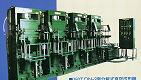 150TON-3面分解式真空成形機